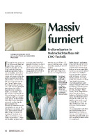 Furnier Magazin 2003